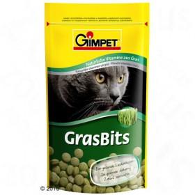Gimpet витаминизированное лакомство Grasbits для кошек 50 гр