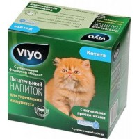 VIYO напиток-пребиотик для котят 7 х 30 мл 702344