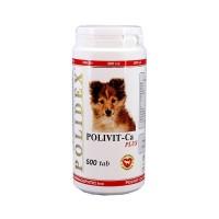 POLIDEX Витамины Polivit-Ca plus для щенков